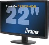 Iiyama ProLite E2209HDS/ Full HD/ DVI,HDMI,VGA/ 22''_