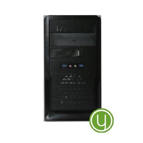 Yours Green Desktop PC CEL/4GB/1TB/120GB SSD/HDMI/W10