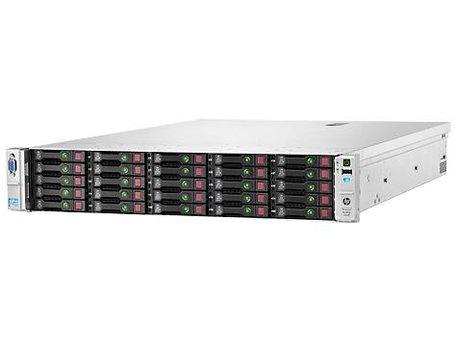 HP Proliant DL380p Gen8/Xeon E5-2620/92GB DDR3/25 Bays