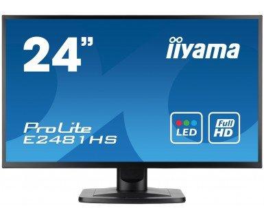 Iiyama ProLite E2481HS/FULL HD/DVI,HDMI,VGA/24''