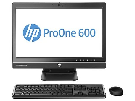 HP ProOne 600 G1 AIO/ i3-4160/ 4GB DDR3/ 120GB SSD/ 21,5