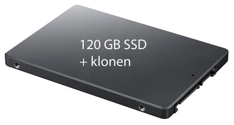 120GB SSD + Klonen