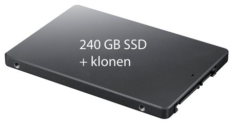 240GB SSD + Klonen