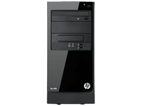 HP Elite 7500 MT/ i5-3470/ 120GB SSD+500GB HDD/ 4GB DDR3/ Win10 Pro