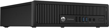 HP EliteDesk 800 G1 USDT/Intel Core i3-4130/4GB DDR3/180GB SSD