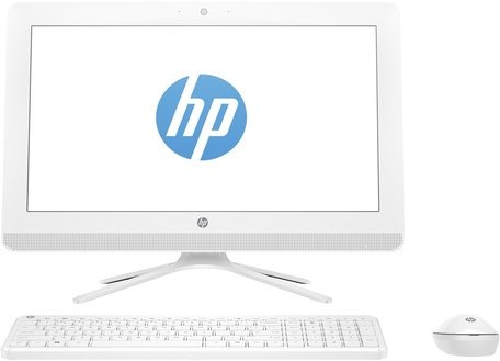HP 20-c005nd AIO/ AMD E2-7110/ 8GB DDR3L/ 240GB SSD/ 20