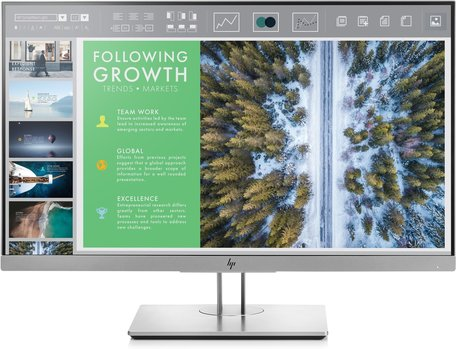 HP EliteDisplay E243/ Full HD/ DP,HDMI,VGA/ 24''