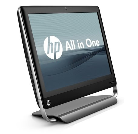 HP TouchSmart 7320 AIO/ Core i3-2120/ 4GB DDR3/ 240GB SSD/ 21,5