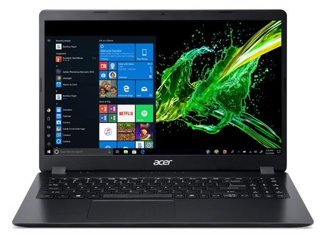 Acer Aspire 3 15.6 10th i3-10110U / 4GB / 512GB / W10