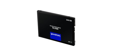 Goodram SSD 240GB SATA3 CL100 Gen 3