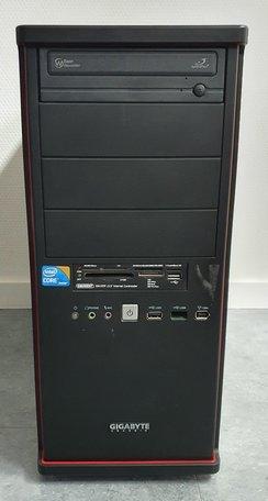 ASRock Desktop PC/ i3-560/ 120GB SSD/ 6GB DDR3/ Win10 Home