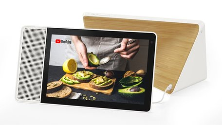 Lenovo Smart Display 10inch with Google Assistant