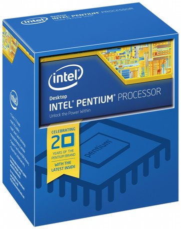 Intel Pentium G4500 processor 3,5 GHz 3 MB Smart Cache