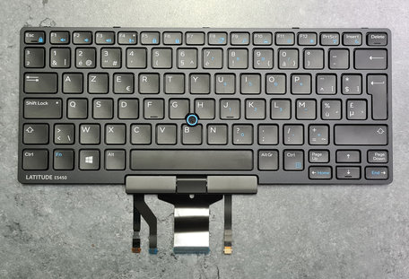 Dell Notebook Keyboard AZERTY NSK-LK0BC