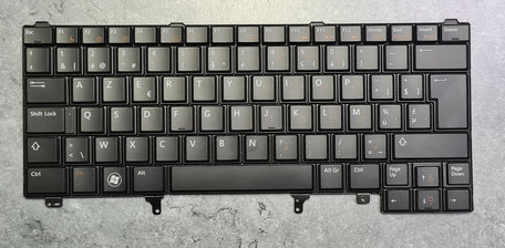 Dell Notebook Keyboard AZERTY V118925CK