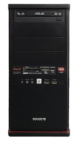 ASRock Desktop PC/ AMD FX-4170/ 240GB SSD/ 8GB DDR3/ Win10 Home