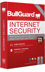 BullGuard Internet Security| 3 Apparaten| 1 Jaar