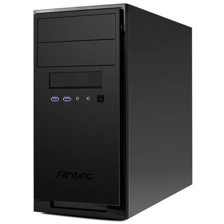Antec NSK3100 Midi-Toren Zwart computerbehuizing