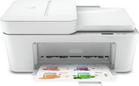 HP DeskJet Plus 4120 All-in-One printer Thermische inkjet A4 4800 x 1200 DPI 8,5 ppm Wifi