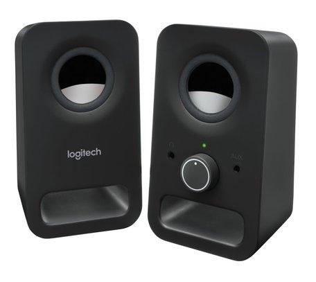 Logitech Z150 Stereo Speakers Helder stereogeluid