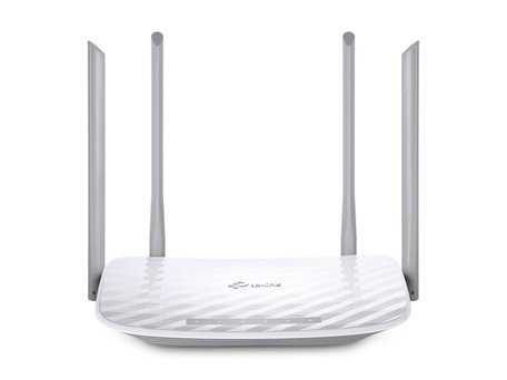 TP-LINK Archer C50 draadloze router Fast Ethernet Dual-band (2.4 GHz / 5 GHz) Wit