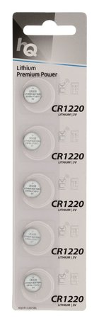 HQ HQCR1220/5BL niet-oplaadbare batterij