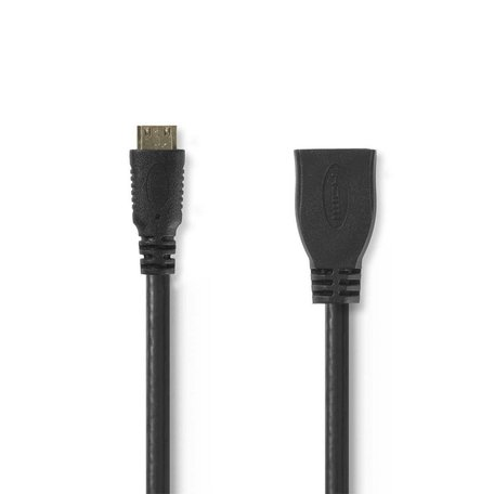 Nedis CVGP34590BK02 HDMI kabel