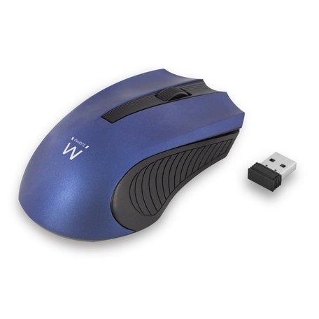 Ewent EW3228 muis RF Draadloos Optisch 1000 DPI Ambidextrous