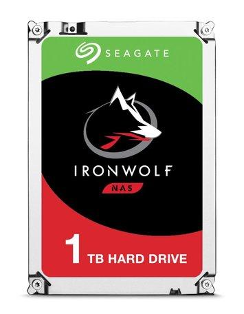 Seagate IronWolf ST1000VN002 interne harde schijf 3.5
