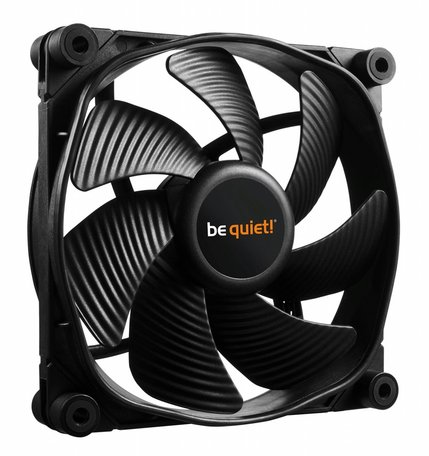 be quiet! SilentWings 3 PWM Computer behuizing Ventilator 12 cm Zwart