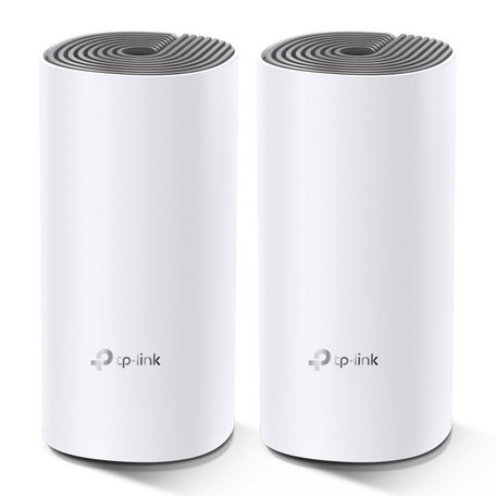 TP-Link AC1200 Whole Home Mesh Wifi-systeem Deco E4 (2-pack)/ RETURNED