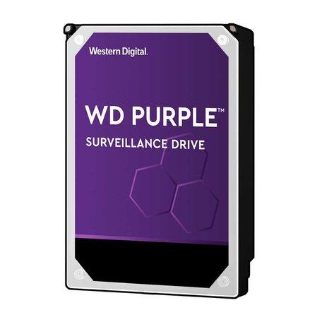 HDD WD Purple 8TB 3.5 SATA 256GB