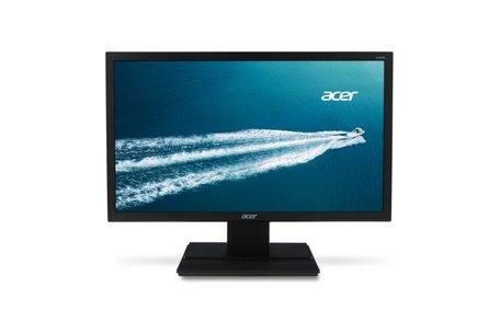 Mon Acer 21.5  F-HD / DVI / VGA / Black / RENEW