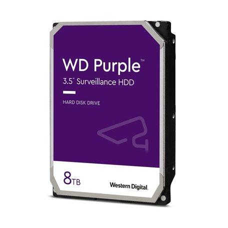 HDD WD Purple 8TB 3.5 SATA 6Gbs 128MB