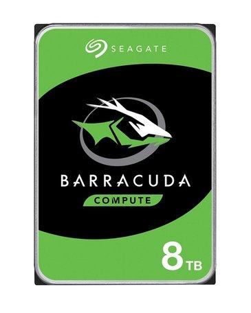 Seagate Barracuda ST8000DM004 interne harde schijf 3.5