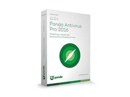 Panda Antivirus Pro 2016 1 user