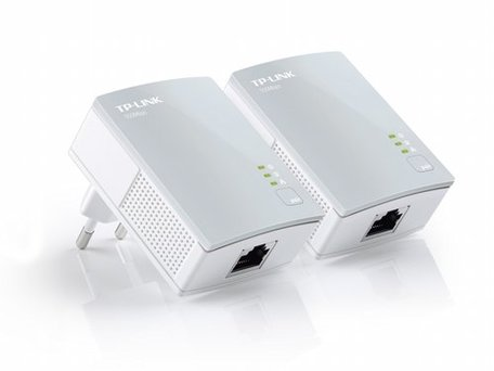 TP-Link AV500 Nano Powerline Adapter 500Mbps - Starterkit