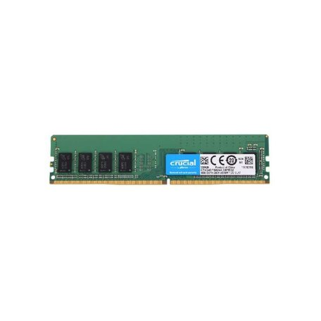 Crucial CT4G4DFS824A 4GB DDR4 2400MHz geheugenmodule