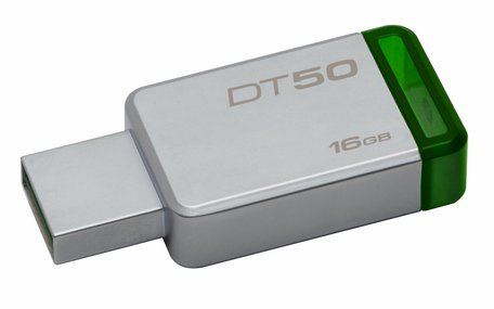 Storage Kingston DataTraveler 50 16GB USB 3.1 (Gen1, 5Gb/s)
