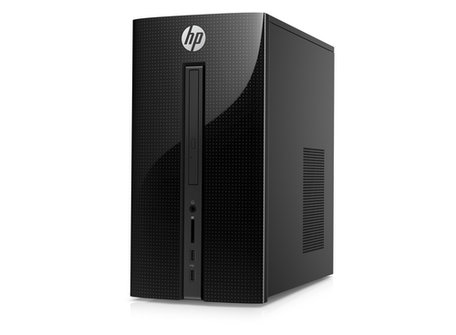 HP 480-a009nd/AMD E1/ 4GB DDR3/ 120GB SSD/ WIN10