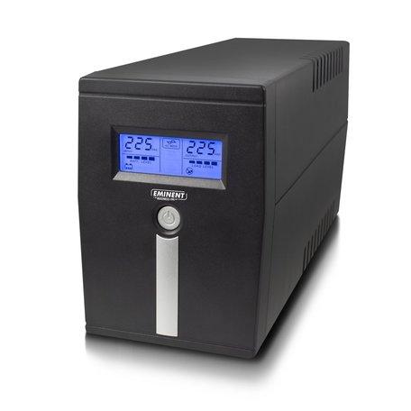 Eminent EM3940 UPS 1 AC-uitgang(en) Line-Interactive 600 VA 360 W