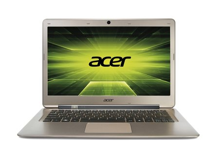 Acer laptop S3-391 Intel Core i3-3217U/4GB/120GB SSD