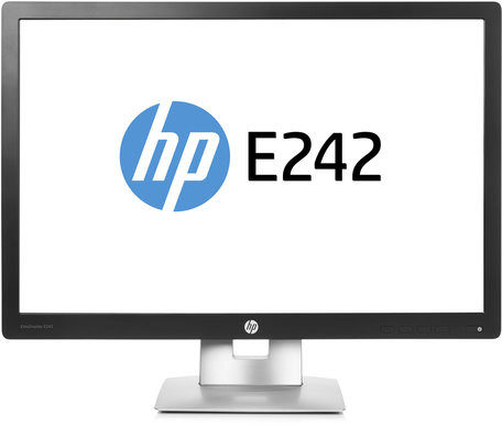 HP EliteDisplay E242/Full HD/1920x1200/DP,HDMI,VGA/24''