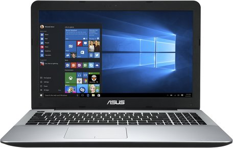 Asus R556LA/Intel Core i3-4005U/4GB DDR3/240GB SSD/15,6''