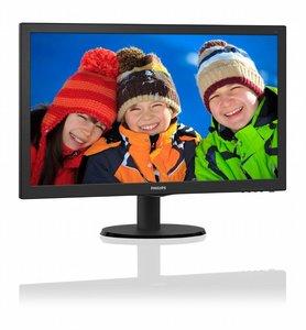 Philips LCD-monitor met SmartControl Lite 243V5QHSBA/00
